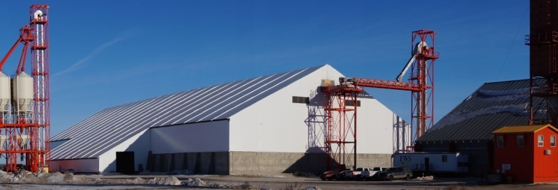 fabric-membrane-storage-building-lean-to-attached-crane_Canada