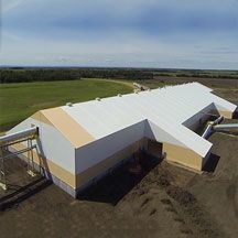 custom fabric structure alberta