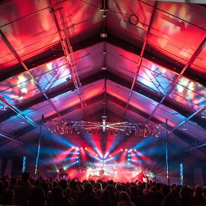 fabric structure roof Canada