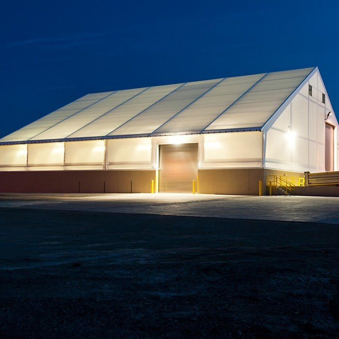 design-build fabric structure ISO 9001:2008
